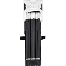 ABUS Bordo 6000/90 SH Fietsslot wit/zwart